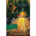 The OZ Complete Collection Volume 3 奥兹国故事集3(平装) ISBN9781442