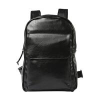 香港潮牌男包双肩包简约韩版商务背包学生书包旅行包潮流包包