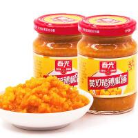 春光 灯笼辣椒酱150g瓶 黄灯笼辣椒酱 香辣型