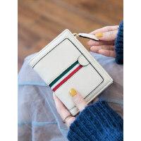 户外小钱包女短款小清新折叠学生韩版可爱简约零钱包