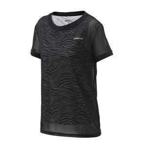 阿迪达斯NEO2017新款女短袖T恤CD1265