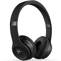 【当当自营】Beats Solo3 Wireless 头戴式 蓝牙无线耳机 手机耳机 游戏耳机 - 黑色 MP582P
