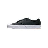 【网易考拉】Vans 范斯 Camden Deluxe 男士黑色滑板鞋 帆布鞋 VN0004J9L3N