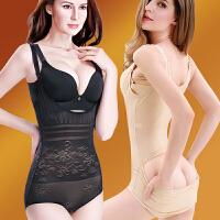 塑身衣束腰美体一族无痕收腹衣服衣减瘦肚子薄款产后顺产塑形