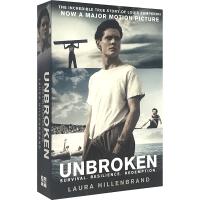 坚不可摧 英文原版小说 Unbroken Film Tie-in Laura Hillenbrand 英文版电影小说