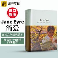 Collector's Library系列 简爱 英文原版 Charlotte Bronte Jane Eyre 夏洛蒂