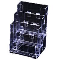 A-23中号A5三层资料文件夹办公用品收纳架文件框文件资料册档案架