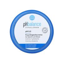 【网易考拉】欧瑞家 PH Balance身体霜美白保湿修复霜大罐装洗护一体补水保湿防过敏成份温和250ml/瓶