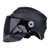 电动摩托车头盔防晒遮阳夏盔安全帽个性可调大小男女
