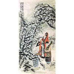 冯远(人物)中国美术家协会副主席、中国画艺术委员会副主任