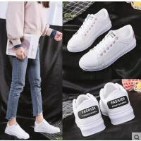百搭基础小白鞋女新款韩版学生板鞋平底休闲女鞋白鞋