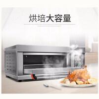 商用烤箱一层一盘面包大型披萨烘炉大容量多功能电热烤炉