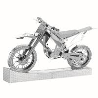 【摩托车】3D全金属立体拼图手工DIY拼装模型生日礼物送男女朋友