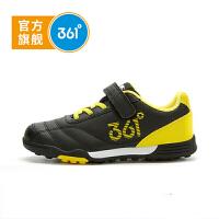 【下单立减价:120】361°361度童鞋男童足训鞋儿童运动鞋中大童足球鞋K79420011