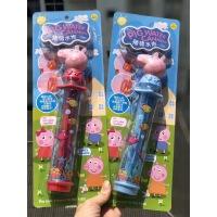 面包超人儿童针筒抽拉式佩奇水枪戏水水抽水炮玩具KT猫喷水玩具