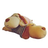 趴趴狗抱枕儿童玩偶枕女孩生日礼物女生小狗公仔毛绒玩具娃娃睡觉