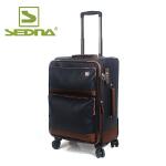 赛德纳 防水布行李拉杆箱万向轮男女用牛津布软箱旅游旅行箱商务拉杆布箱 新品