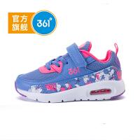 【1件2.5折到手价:64.7】361度童鞋女童鞋儿童运动鞋秋季儿童休闲走路鞋K81814802