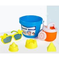 儿童沙滩玩具套装挖沙铲子桶男孩女孩宝宝玩沙子决明子工具