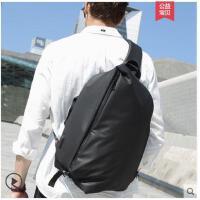 时尚造型手提旅行包胸包男士包包单肩斜挎包韩版大容量电脑包休闲学生背包