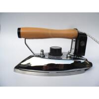 老式电烫斗可调温工业用家用干式电熨斗平底无蒸汽烫钻烫画贴木皮
