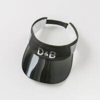 [2件3折价:38.1]戴维贝拉夏季新款男女童遮阳帽 宝宝空顶太阳帽DB11933