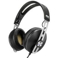 森海塞尔(Sennheiser) MOMENTUM i 大馒头2代 头戴式包耳高保真立体声耳机 苹果版 黑色