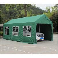汽车车棚停车棚户外防晒遮阳大帐篷雨棚移动车库 宽2.8米*长5.3米