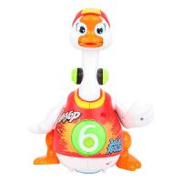 汇乐玩具 摇摆鹅儿童音乐玩具宝宝电动会唱歌跳舞鸭子婴幼儿益智玩具 电动只能摇摆鹅