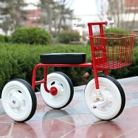 儿童三轮车脚踏车轻便男女宝宝单车1-2-3-4岁小孩自行车简易