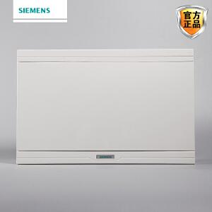 西门子配电箱家用强电箱暗装16回路断路器盒高强度材质防绣防腐蚀