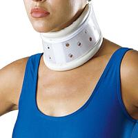 LP欧比护颈硬式颈部固定圈905 支撑颈椎关节头颈部比赛训练保护圈运动护具