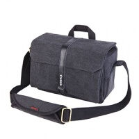 新款 尼康单反相机包 防水帆布包60d 700d 6d 70d 单肩包