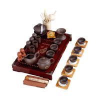 金镶玉 整套功夫茶具套装紫砂茶具陶瓷整套茶具套装JXY-Z