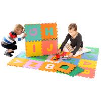 字母儿童拼接地垫婴儿爬爬垫宝宝学习认知地垫
