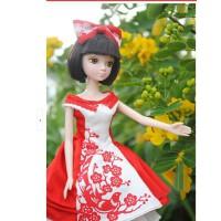 喜上眉梢1180 可儿娃娃经典款 中国娃娃女孩娃娃礼物