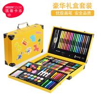 凯蒂卡乐儿童绘画套装画画工具画笔礼盒幼儿园水彩笔美术用品礼物
