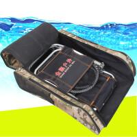 钓椅包超大 双肩背加厚特大号防水多功能超大钓椅包钓鱼包渔具包耐磨HW