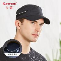 卡蒙防紫外线太阳帽子男遮阳帽中年户外军帽防晒夏季男士运动透气 3519