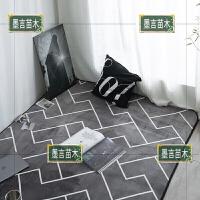 地毯卧室床边加厚地垫客厅飘窗垫儿童爬行垫家用满铺垫子