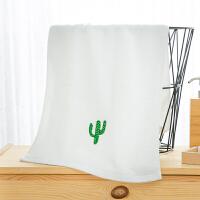 创意毛巾棉面巾洗脸巾家用情侣男女柔软吸水毛巾棉T 34x75cm