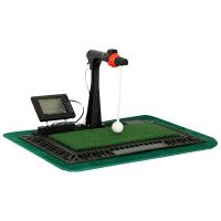 高尔夫辅助器材 高尔夫挥杆练习器 辅助训练 模拟器 室内打击垫HW 升级版挥杆练习器