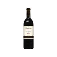 莫泊桑 美乐干红葡萄酒 法国原瓶进口 750ml
