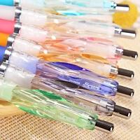 日本斑马唯美透明自动铅笔 学生抗疲劳按动铅笔三角笔握自动笔0.5