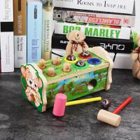打地鼠玩具儿童玩具0-1-2-3岁男女孩宝宝6-12个月半敲击