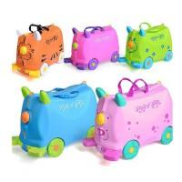 英国高盛贝拉奇儿童行李箱 宝宝旅行箱可骑可坐拉箱玩具