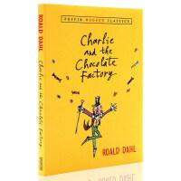 查理和巧克力工厂英文原版Charlie and the Chocolate Factory 罗尔德达尔 Roald D
