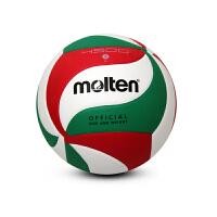 Molten/摩腾 排球 V5M4500 PU材质 防水耐久 混合皮革 触感好
