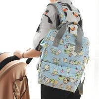 妈咪包双肩多功能大容量手提外出轻便时尚印花背包孕妇产后母婴包