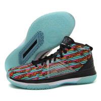 李宁年新款男韦德系列篮球专业比赛篮球鞋ABAM003-5